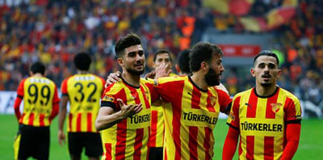 Göztepe'de futbolcular ve teknik heyete corona virüsü testi
