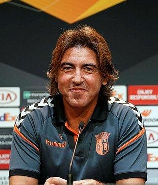 Braga'da Ricardo Sa Pinto: Beşiktaş'ın durumunu kendi lehimize çevirebiliriz