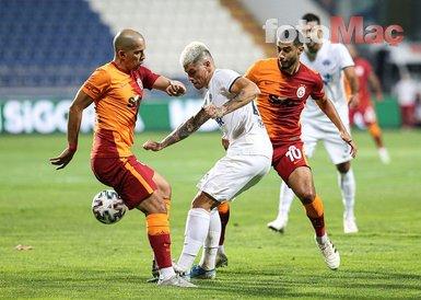 Galatasaray'da fatura o isme kesildi! Ayrılık kapıda