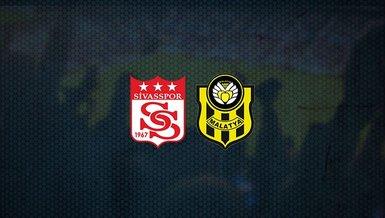 Sivasspor - Yeni Malatyaspor maçı ne zaman, saat kaçta ve hangi kanalda canlı yayınlanacak? | Süper Lig