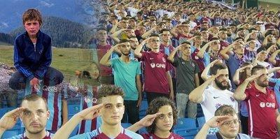 Trabzon, Eren için ayakta