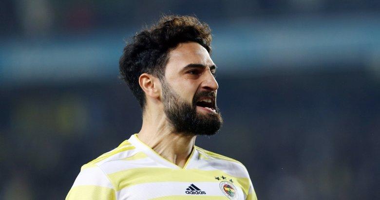 Fenerbahçe'de bir ayrılık daha! Mehmet Ekici'nin ardından...