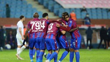 Trabzonspor beat Ankaragucu 4-1 in Turkish Super Lig
