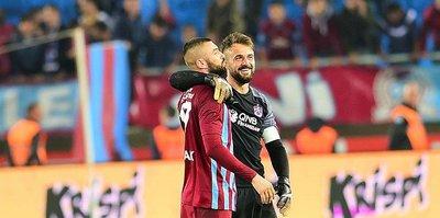 ''Futbolu bırakırım Trabzon'u bırakmam''
