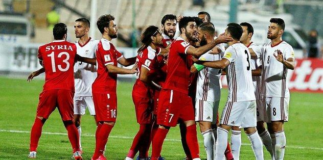 Suriye, play-off biletini kaptı