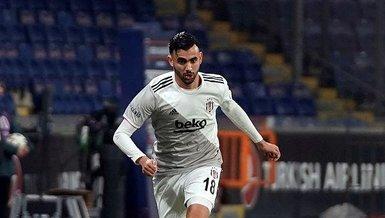 Son dakika spor haberleri: BB Erzurumspor Beşiktaş maçında Rachid Ghezzal şov sürdü!