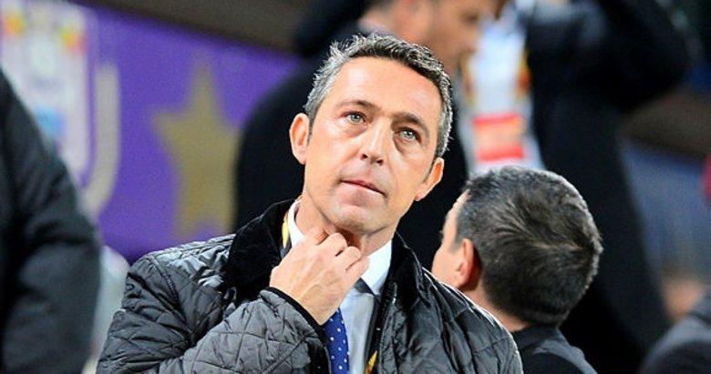 Fenerbahçede yeni teknik direktör belli oluyor! İşte Ali Koçun istediği isim