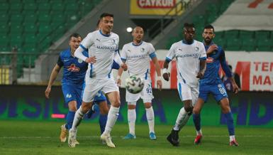 Çaykur Rizespor 0-2 Erzurumspor   MAÇ SONUCU