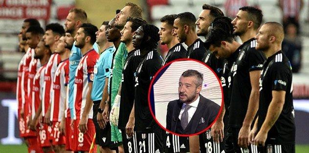 """Son dakika spor haberi: Tümer Metin'den Salih Uçan eleştirisi! """"Beşiktaş'a geldin mi?"""" - Fotomaç"""