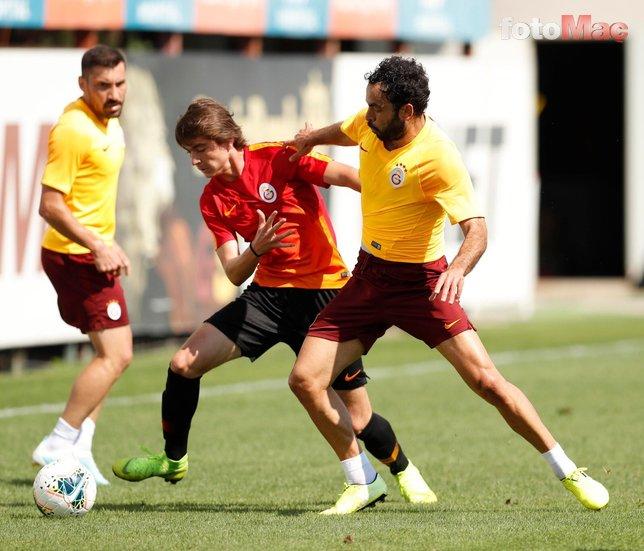 Galatasaray idmanında Falcao şov!