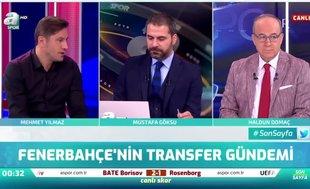 """""""Fenerbahçe bir santrfor daha almalı"""""""