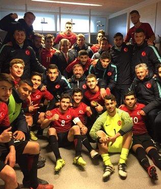 U19 Millilerimiz Avrupa Şampiyonası'nda!