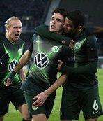 Wolfsburg Mainz'ı farklı geçti