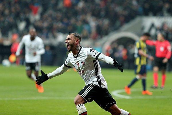 Beşiktaş'ta Quaresma dönüyor