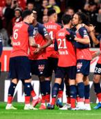 Lille tek golle kazandı!