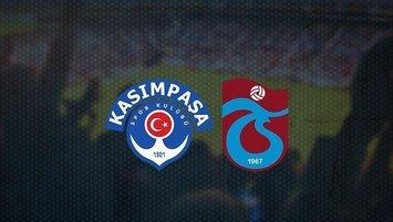 Kasımpaşa-Trabzonspor   CANLI