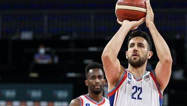 Vasilije Micic chosen to 2021 All-EuroLeague First Team
