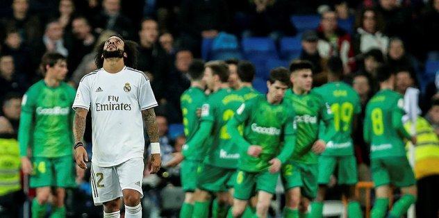 Kupada Real Madrid'e soğuk duş! 7 gollü maçta kazanan Sociedad