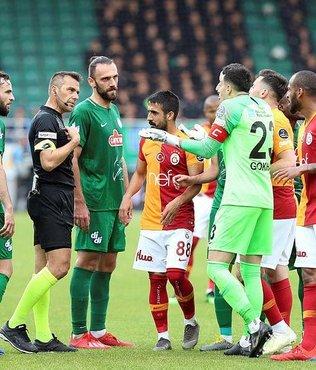 """Çaykur Rizespor'un """"tekrar"""" talebıne tahkım kurulundan ret"""