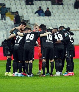 Beşiktaş'ın Göztepe kafilesi belli oldu! Yıldız isimler kadroda yok