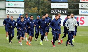 Fenerbahçe'de Çaykur Rizespor hazırlıkları sürüyor