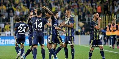 Fenerbahçe 5-1 Konyaspor | MAÇ SONUCU