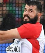 Milli çekiçci Özkan Baltacı olimpiyatları hedefliyor