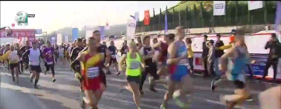 İstanbul'da rekorlar maratonu