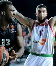 Turkish Airlines EuroLeague: Darussafaka beat Baskonia