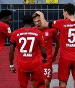 Bayern Münih'in son kurbanı Dortmund!   ÖZET İZLE