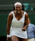 Serena Williams'tan Cincinnati'ye erken veda