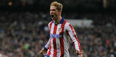 "Torres, Atletico Madrid'e ""elveda"" dedi"