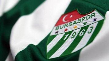 Bursaspor'a müjdeli haber geldi! Transfer engeli...