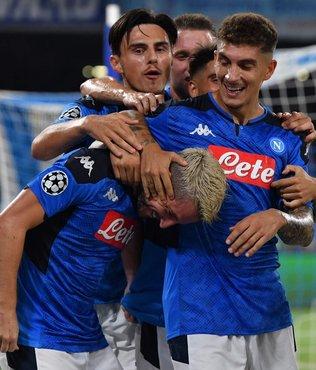 MAÇ SONUCU Napoli 2-0 Liverpool | ÖZET