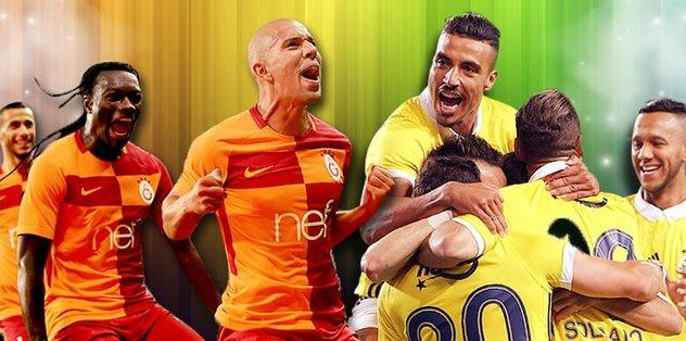 Taraftar 'Galatasaray kazanır' dedi