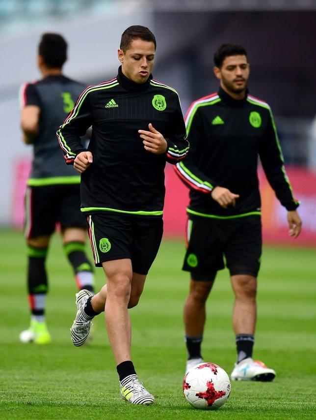 Beşiktaşta Meksikalı Javier Hernandez harekatı