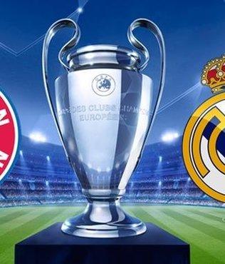 Bayern Münih, Real Madrid'i konuk ediyor