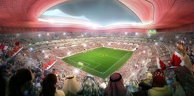 Gulf crisis could hit Qatar's World Cup plans