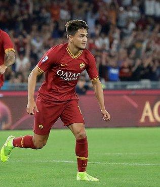 Cengiz Ünder sezona golle başladı