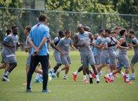 Trabzonspor Fenerbahçe maçının hazırlıklarını sürdürdü!