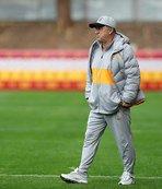 Galatasaray Real Madrid maçına hazırlanıyor
