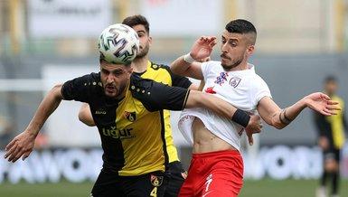 İstanbulspor - Altınordu: 1-2 (MAÇ SONUCU - ÖZET)