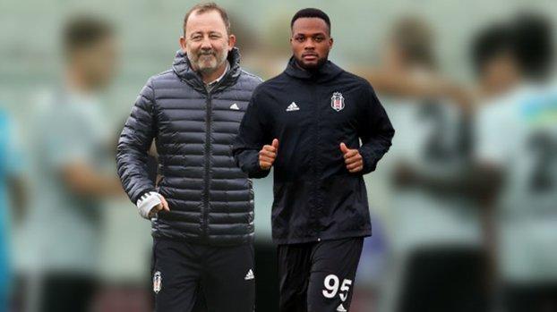 Beşiktaş'ta Cyle Larin sürprizi! Sergen Yalçın... #