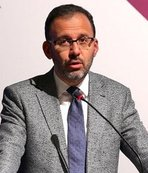 Bakan Kasapoğlu'ndan Yasmani Copello'ya tebrik