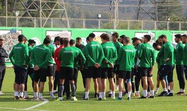 Giresunspor'un TFF 1. Lig'de hedefi play-off