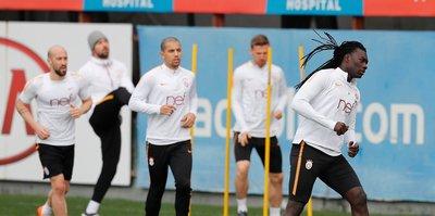 G.Saray, Konyaspor'a hazırlanıyor