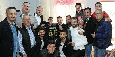 Afrin gazisi Yunus'a Akhisar'dan destek