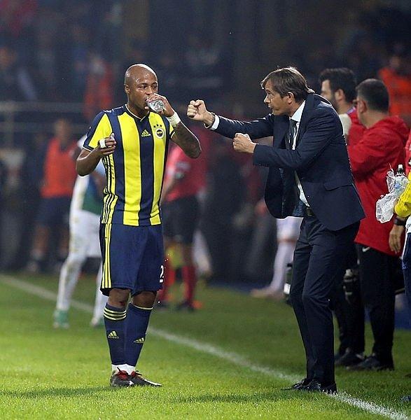 Fenerbahçede Ersun Yanal sesleri!