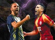 Fenerbahçe - Galatasaray | Muhtemel 11'ler