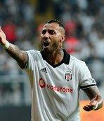 Beşiktaş'tan Quaresma'ya kutlama
